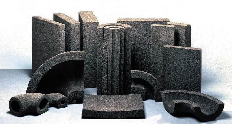 Пеностекло в виде блоков и в виде скорлупы