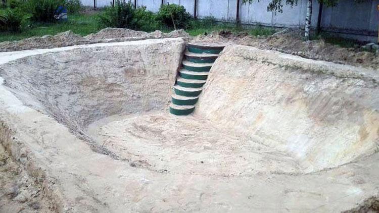 Гидроизоляция пруда глиной