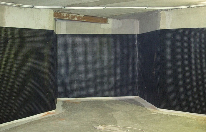 Гидроизоляция стен ванной комнаты