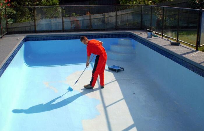 Гидроизоляция бассейна загородного дома