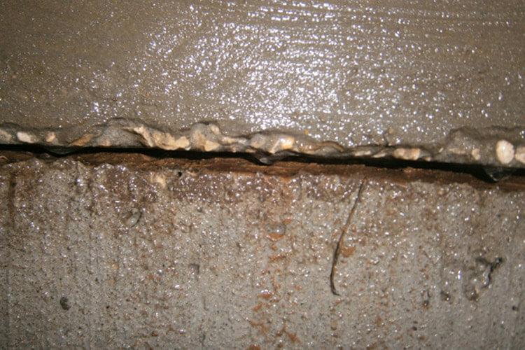 Гидроизоляция бетона жидким стеклом