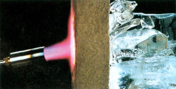 Огнеупорность базальтовой ваты