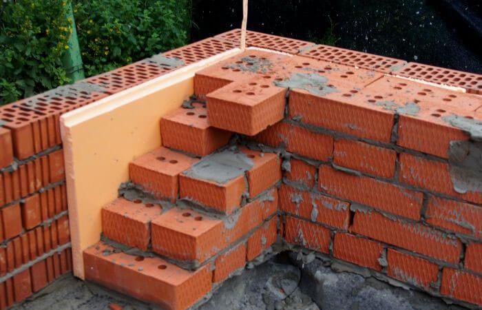Утепление кирпичных стен экструдированным пенополистеролом