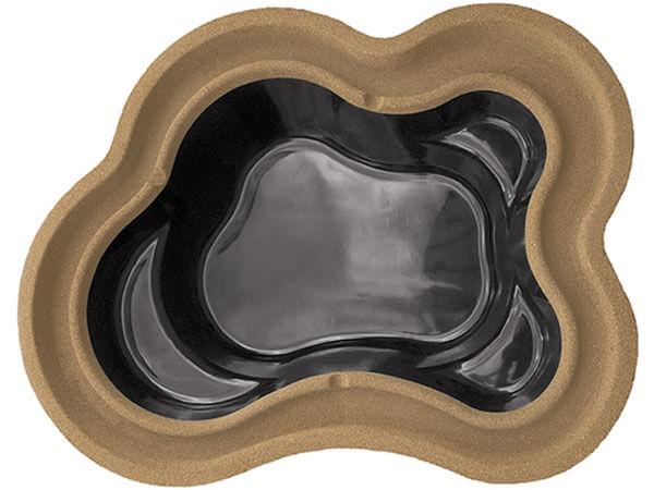 Стекловолоконная форма для пруда